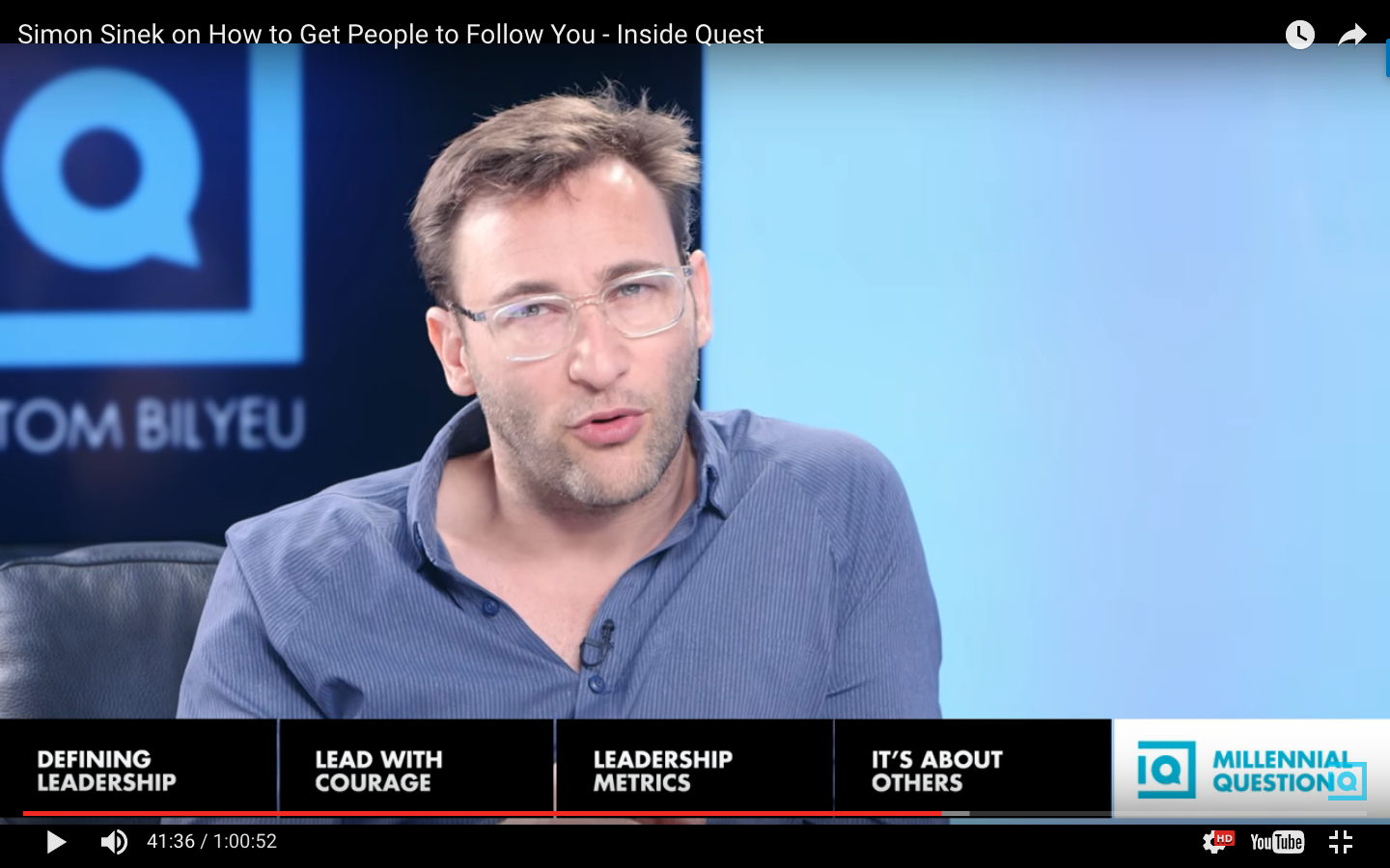 (Video) Simon Sinek Millennials in the Workplace by Insider Quest | The Millennial Skills Coach